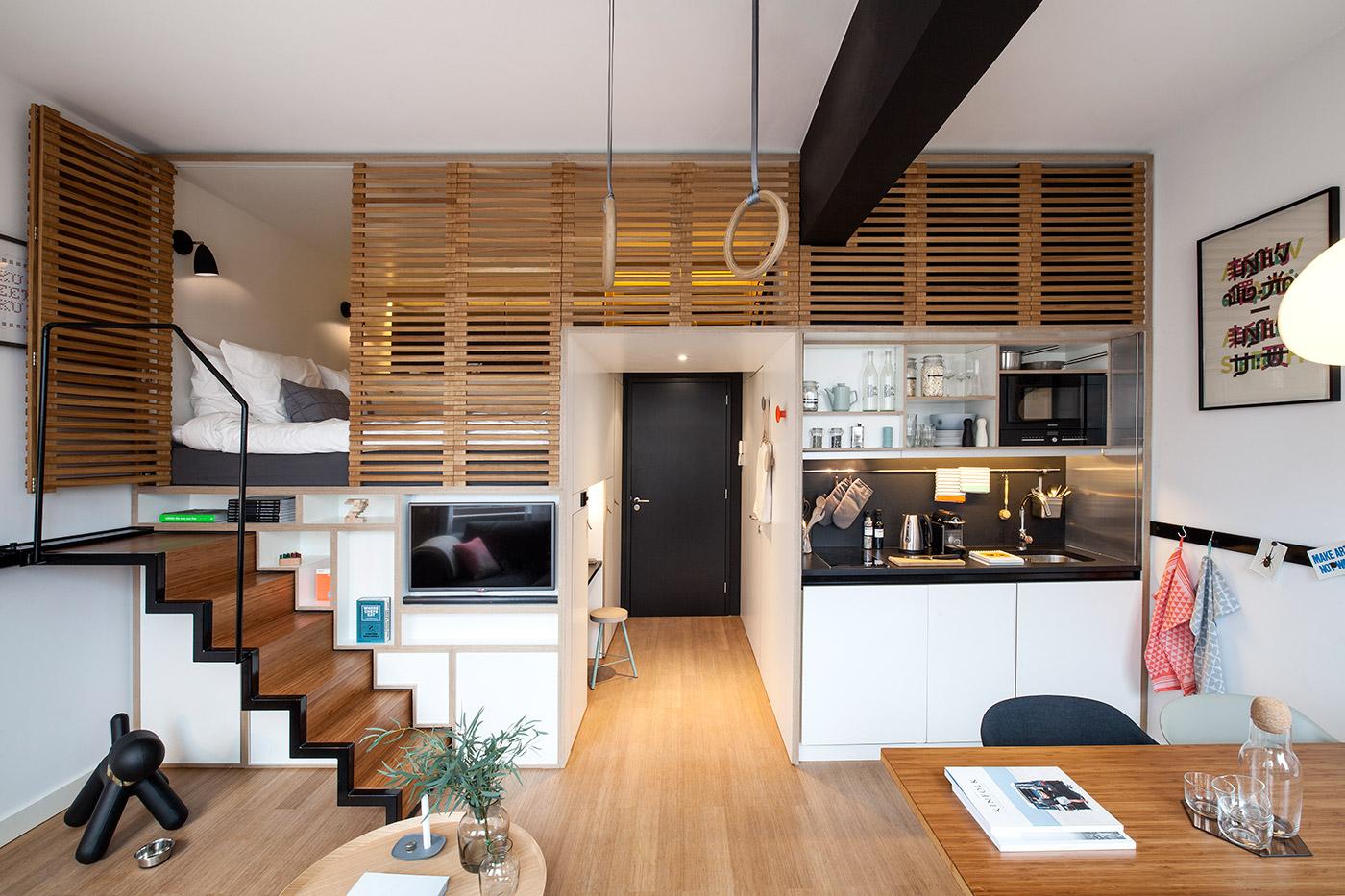 Zocu, un nuevo concepto de alojamiento