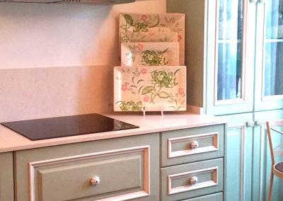 Proyecto decoración vivienda- cocina