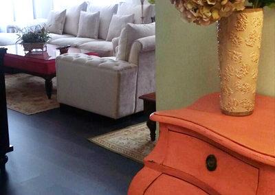 Proyecto decoración vivienda- detalle
